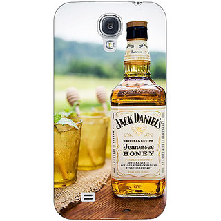EYP Jack Daniels JD Whisky Back Cover Case For Samsung Galaxy S4 Mini I9192 161211