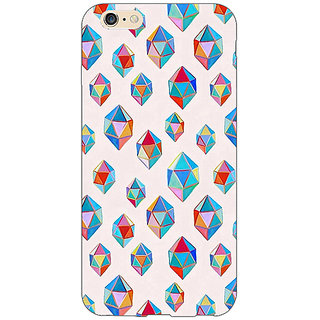 EYP Diamonds of Dreams Pattern Back Cover Case For Apple iPhone 6 Plus 170251