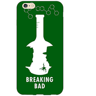 EYP Breaking Bad Heisenberg Back Cover Case For Apple iPhone 6 Plus 170422
