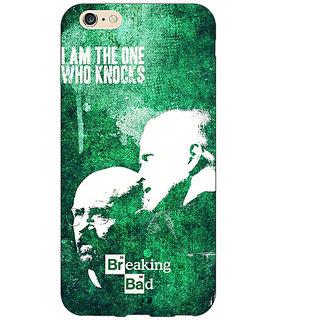 EYP Breaking Bad Heisenberg Back Cover Case For Apple iPhone 6 Plus 170423