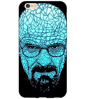 EYP Breaking Bad Heisenberg Back Cover Case For Apple iPhone 6 Plus 170428