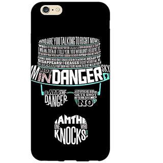 EYP Breaking Bad Heisenberg Back Cover Case For Apple iPhone 6 Plus 170433