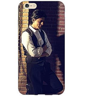 EYP Bollywood Superstar Shahrukh Khan Back Cover Case For Apple iPhone 6 Plus 170916