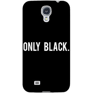 EYP Quote Back Cover Case For Samsung Galaxy S4 Mini I9192 161479