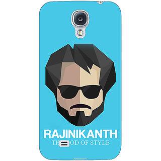 EYP Rajni Rajanikant Back Cover Case For Samsung Galaxy S4 Mini I9192 161483