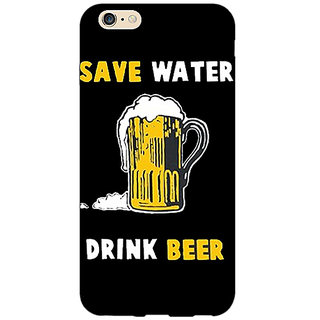 EYP Beer Quote Back Cover Case For Apple iPhone 6 Plus 171262