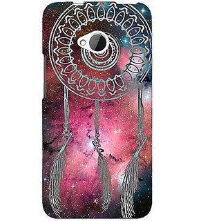 EYP Dream Catcher  Back Cover Case For HTC One M7 190193