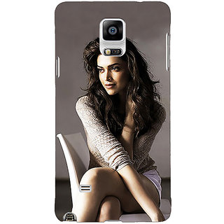 EYP Bollywood Superstar Deepika Padukone Back Cover Case For Samsung Galaxy Note 4 211038