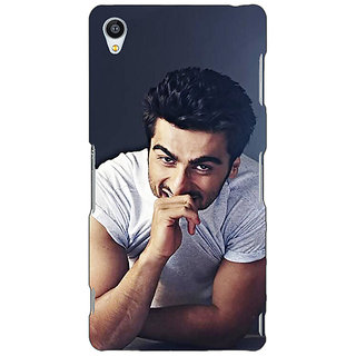 EYP Bollywood Superstar Arjun Kapoor Back Cover Case For Sony Xperia Z3 260901