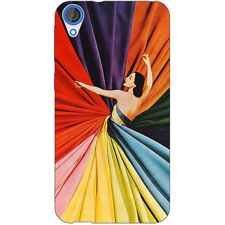 EYP Colours Back Cover Case For HTC Desire 820 281381
