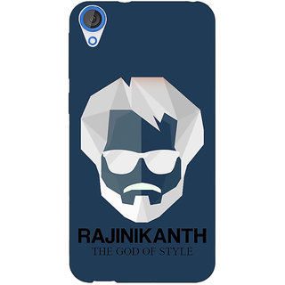 EYP Rajni Rajanikant Back Cover Case For HTC Desire 820Q 291482