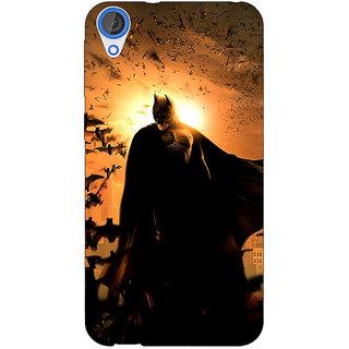 EYP Superheroes Batman Dark knight Back Cover Case For HTC Desire 820 Dual Sim 300005