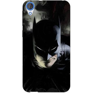 EYP Superheroes Batman Dark knight Back Cover Case For HTC Desire 820 Dual Sim 300006
