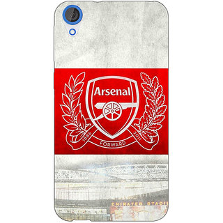 EYP Arsenal Alexis Sanchez Back Cover Case For HTC Desire 820 Dual Sim 300510