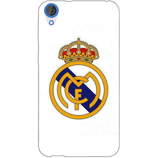 EYP Real Madrid Back Cover Case For HTC Desire 820 Dual Sim 300584
