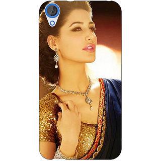 EYP Bollywood Superstar Nargis Fakhri Back Cover Case For HTC Desire 820Q 290997
