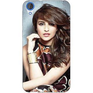 EYP Bollywood Superstar Parineeti Chopra Back Cover Case For HTC Desire 820Q 290999
