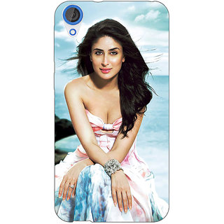 EYP Bollywood Superstar Kareena Kapoor Back Cover Case For HTC Desire 820Q 291047