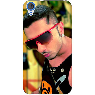 EYP Bollywood Superstar Honey Singh Back Cover Case For HTC Desire 820 281181