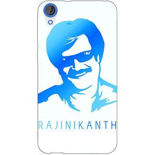 EYP Rajni Rajanikant Back Cover Case For HTC Desire 820 281491