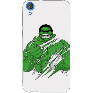 EYP Superheroes Hulk Back Cover Case For HTC Desire 820 Dual Sim 300326
