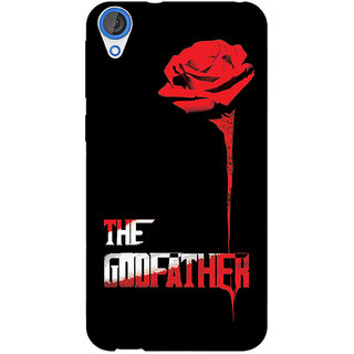 EYP The Godfather Back Cover Case For HTC Desire 820 Dual Sim 300347