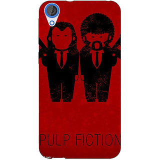 EYP Pulp Fiction Back Cover Case For HTC Desire 820 Dual Sim 300353