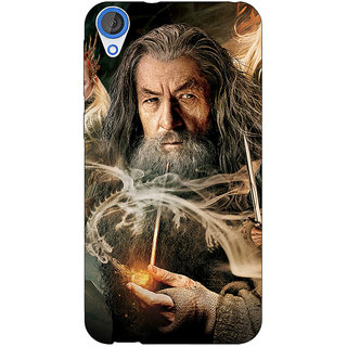 EYP LOTR Hobbit Gandalf Back Cover Case For HTC Desire 820 Dual Sim 300358