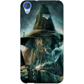 EYP LOTR Hobbit Gandalf Back Cover Case For HTC Desire 820 Dual Sim 300364