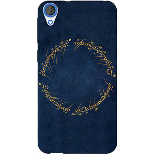 EYP LOTR Hobbit  Back Cover Case For HTC Desire 820 Dual Sim 300371
