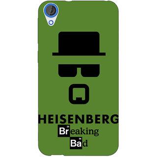 EYP Breaking Bad Heisenberg Back Cover Case For HTC Desire 820 Dual Sim 300414