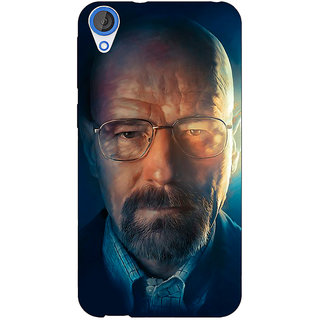 EYP Breaking Bad Heisenberg Back Cover Case For HTC Desire 820 Dual Sim 300417