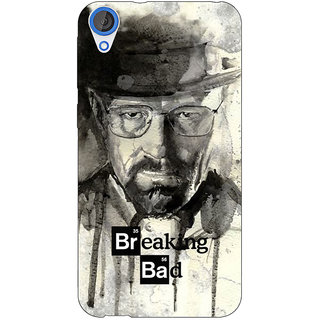 EYP Breaking Bad Heisenberg Back Cover Case For HTC Desire 820 Dual Sim 300419