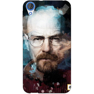 EYP Breaking Bad Heisenberg Back Cover Case For HTC Desire 820 Dual Sim 300421