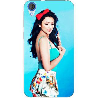 EYP Bollywood Superstar Parineeti Chopra Back Cover Case For HTC Desire 820 Dual Sim 300977