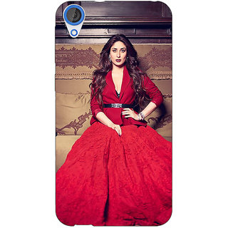 EYP Bollywood Superstar Kareena Kapoor Back Cover Case For HTC Desire 820 Dual Sim 300982