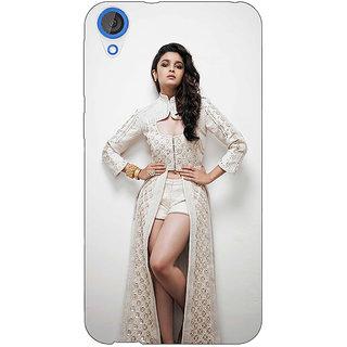 EYP Bollywood Superstar Alia Bhatt Back Cover Case For HTC Desire 820 Dual Sim 300983
