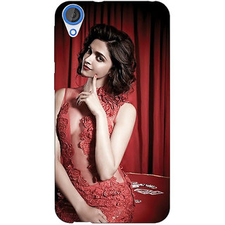 EYP Bollywood Superstar Deepika Padukone Back Cover Case For HTC Desire 820 Dual Sim 301002