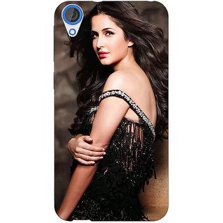 EYP Bollywood Superstar Katrina Kaif Back Cover Case For HTC Desire 820 Dual Sim 301048