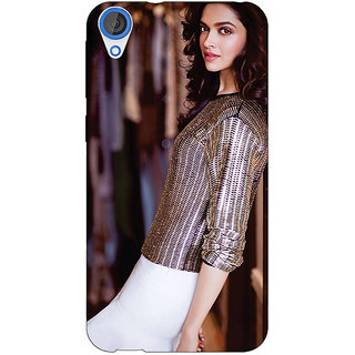 EYP Bollywood Superstar Deepika Padukone Back Cover Case For HTC Desire 820 Dual Sim 301053