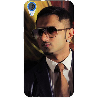 EYP Bollywood Superstar Honey Singh Back Cover Case For HTC Desire 820 Dual Sim 301184