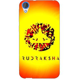 EYP Rudraksha Back Cover Case For HTC Desire 820 Dual Sim 301264