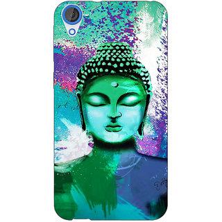 EYP Gautam Buddha Back Cover Case For HTC Desire 820 Dual Sim 301265