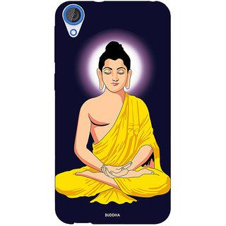 EYP Gautam Buddha Back Cover Case For HTC Desire 820 Dual Sim 301266