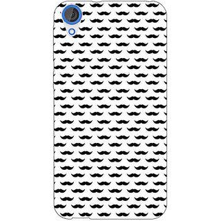 EYP Moustache Back Cover Case For HTC Desire 820Q 291448
