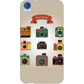 EYP Selfie Back Cover Case For HTC Desire 820 Dual Sim 301455