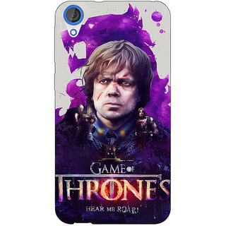 EYP Game Of Thrones GOT House Lannister Tyrion Back Cover Case For HTC Desire 820 Dual Sim 301546