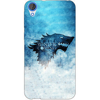 EYP Game Of Thrones GOT House Stark Back Cover Case For HTC Desire 820 Dual Sim 301549