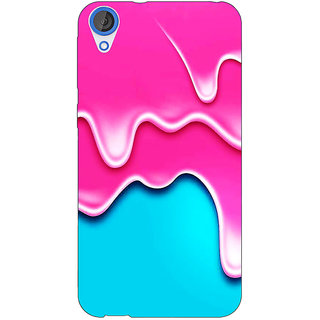 EYP Ice Cream Back Cover Case For HTC Desire 820 Dual Sim 301405