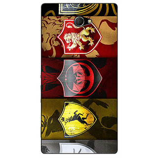 EYP Game Of Thrones GOT  Back Cover Case For Sony Xperia M2 Dual 320119
